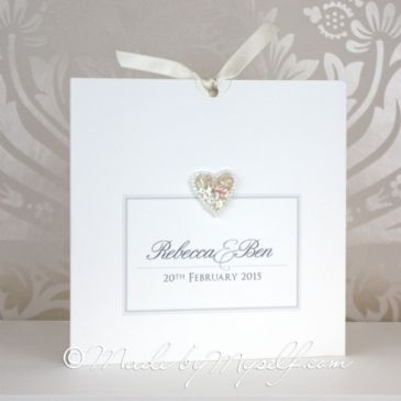 Isobella Pocket Style Wedding Invitation